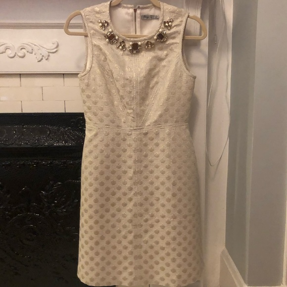 Eliza J Dresses & Skirts - Shimmery Jeweled Eliza J Dress